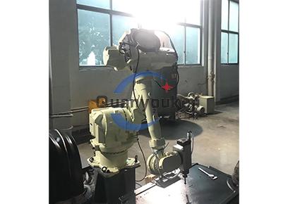 机器人切削工作站2