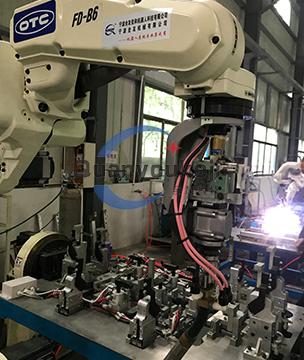OTC焊接机器人的优点